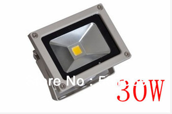 high quality 30W high power LED flood light waterpoof outdooruse high power Landscape lamp