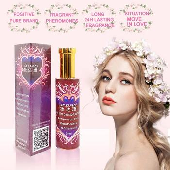 30ML Pheromone Perfume Aphrodisiac Woman Orgasm Body Spray Flirt Perfume Attract Girl Scented Water for Men Lubricants for Sex 3