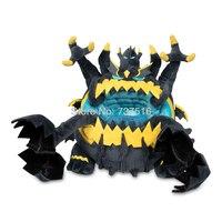 New Anime Cute Ultra Beast huge Blue maw Hungry Guzzlord Plush Doll Dark Akujikingu Stuffed Animals Soft Toys 21.5 inches