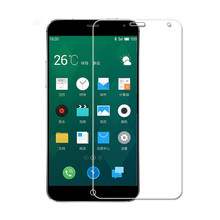 Meizu MX4 tempered glass 100% Authentic Excessive High quality Display screen Protector Movie Accent For Cell Telephone + Free transport + In Inventory