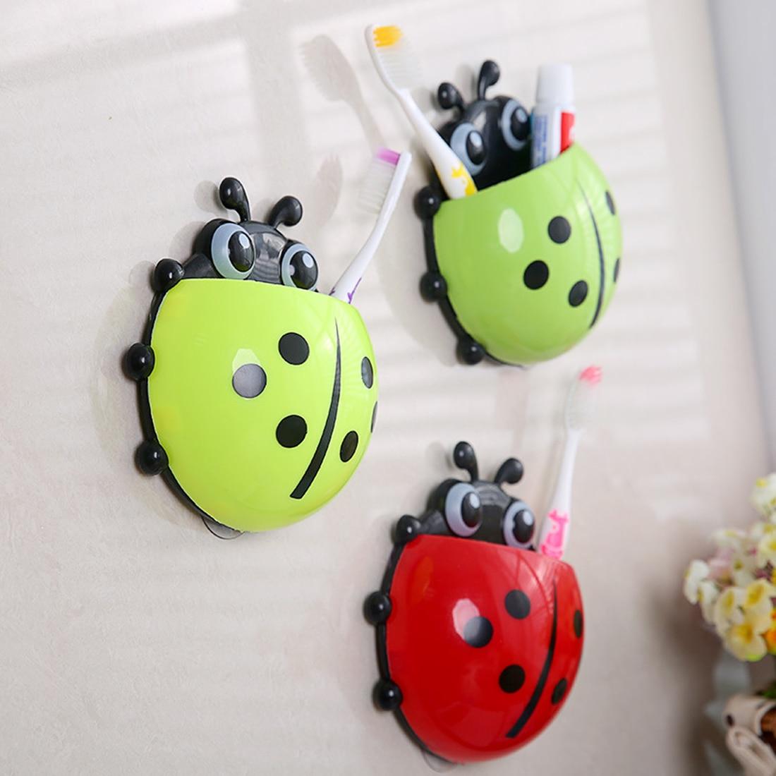 Ladybug Bathroom Accessories