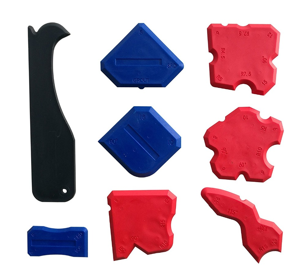 Silicone mastic finition Outils Silicone Lissage calfeutrage Profil Line OUTIL
