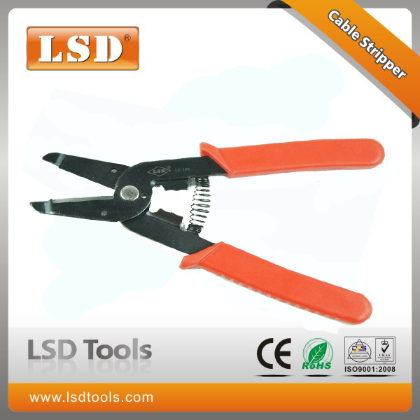 LS-104 2 in 1 multi function crimping tool use for cutting 30mm max cable and Crimping terminals cheap cable cutter
