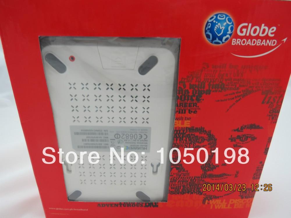 Odklenjen 3G usmerjevalnik Huawei - Mrežna strojna oprema