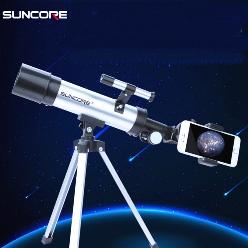 Quality 60 Times Zooming Outdoor Monocular Space Astronomical Telescope With Portable Tripod Spotting Scope Telescopio f50360 outdoor monocular space telescope astronomical landscape spotting scope 90x zoom binoculars telescope portable tripod