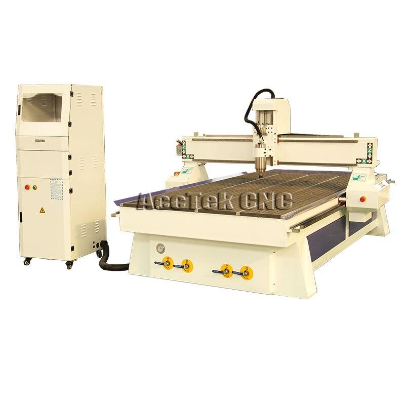 Routeur CNC 3d machine à bois pour l'industrie de la publicité/OEM/ODM acctek CNC bois routeur machine pour contreplaqué acrylique