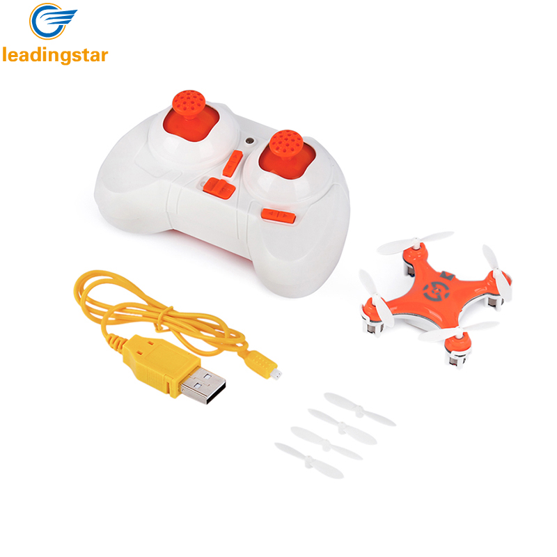 Cheerson CX-10 Mini Drone 29mm 4CH 2.4GHz 6-Axis Gyro dron with 360 Degree Rollover Function USB Rechargeable LED RC Helicopter (8)
