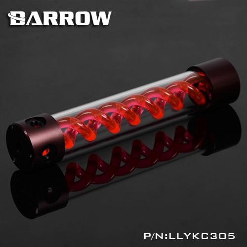 купить Original Barrow VIRUS T cylinder reservoir pc water tank 305mm computer cooler master no UV Lighting LLYKC 305 по цене 2937.49 рублей