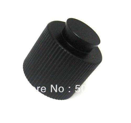 Co2 Cylinder HPA/CO2 Tank Valve Black Alumium Thread Protector 1pcs Paintball New