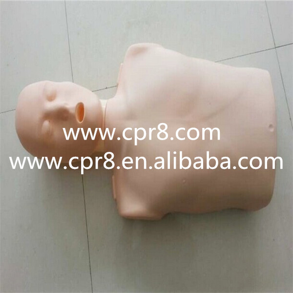 BIX-100A Half-Body Electronic CPR Training Manikin, Electronic Adult Half Body CPR Manikin Model WBW324 bix 100a half body electronic cpr training manikin electronic adult half body cpr manikin model wbw324