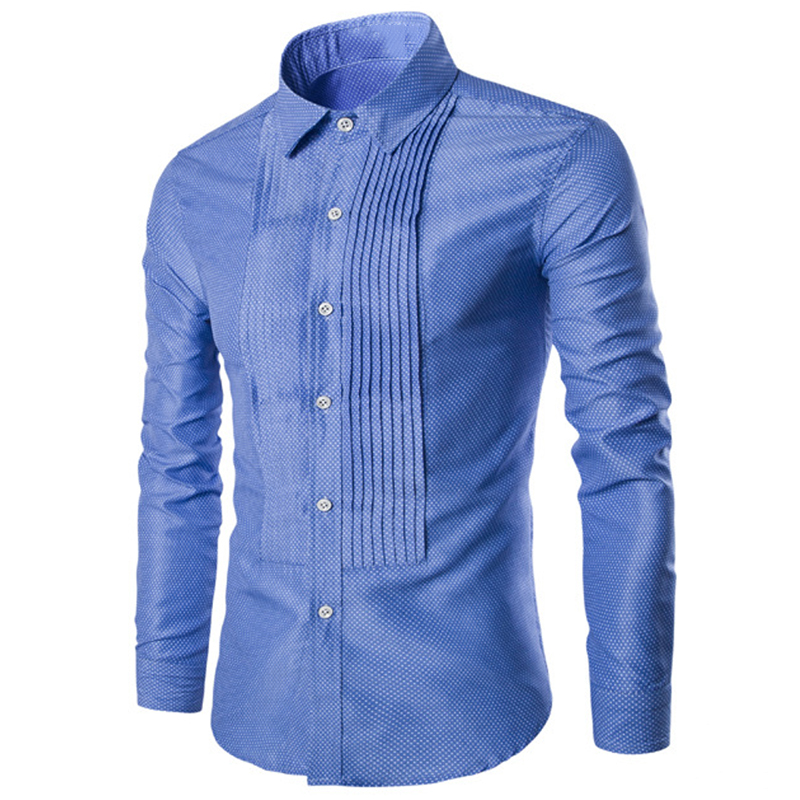Mens Dress Shirt Shirts China Import Bape Clothing Long Sleeve Wedding Summer Style Silk S453