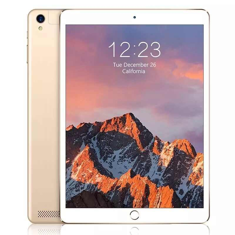 Hot Sale 2019 New 10 inch 3G 4G LTE  Tablet PC  Android 8.0 Octa Core 4GB RAM 64GB ROM WiFi GPS 10.1 IPS 1280*800 +Gifts