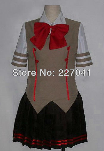 Ikkitousen  Choun Shiryu Anime Cosplay Costume Free Shipping