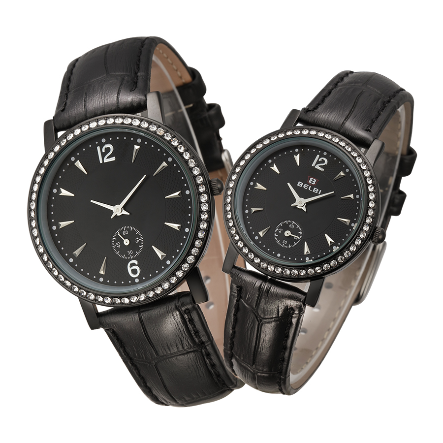 2016 BELBI Watches women luxury brand watch Skmei quartz wristwatches casual fashion reloj mujer lovers watch relogio feminino