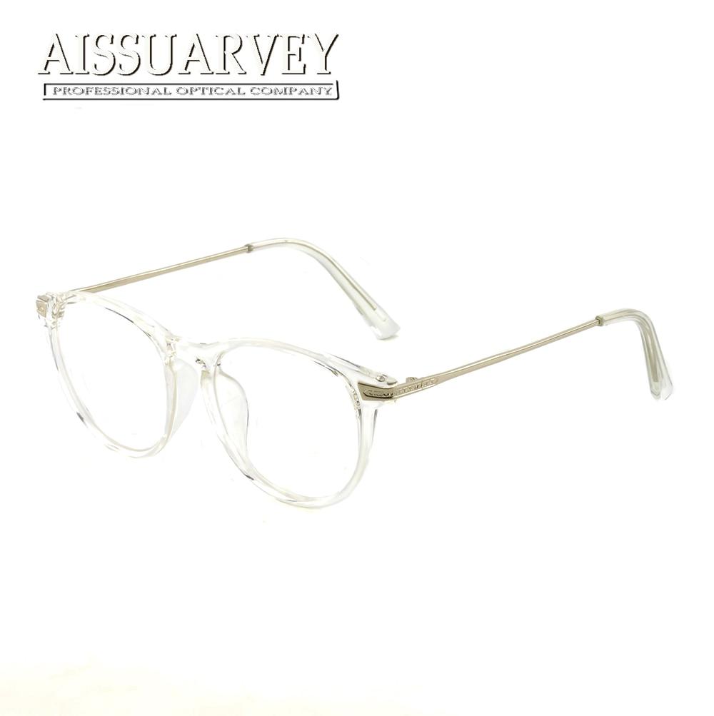 054d2739cc22 Eyeglasses Frames Women Glasses Eyewear Vintage Optical Prescription Round  Circle Metal Fashion Style Brand Designer Transparent-in Eyewear Frames  from ...