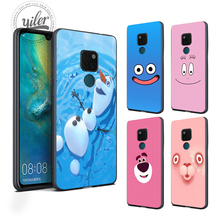 Smile animal for Funda Huawei Mate 20 Pro Case 10 lite Cases Honor 8X 8 9 7X