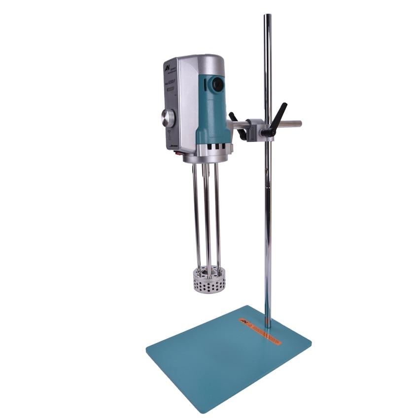 500-40000 ml Máquina De Emulsão De Cisalhamento Emulsificante Homogeneizador de Laboratório Misturador de Alto Cisalhamento Misturador AE500S-P/70G
