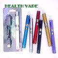 Evod MT3 e cigarette starter kit 900/1100mAh Smoking hookah pen evod battery MT3 vaporizer Electronic hookah kit