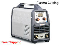 Free Shipping 2017 New Plasma Cutting Machine LGK40 CUT50 220V 50A Plasma Cutter With PT31 Free