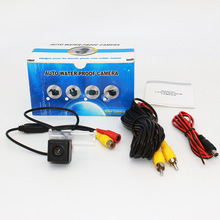 Laijie Car Parking Camera For Peugeot 207 208 301 307 308 406 407 408 508 607 807 / CCD Night Vision Auto Backup Rearview Camera