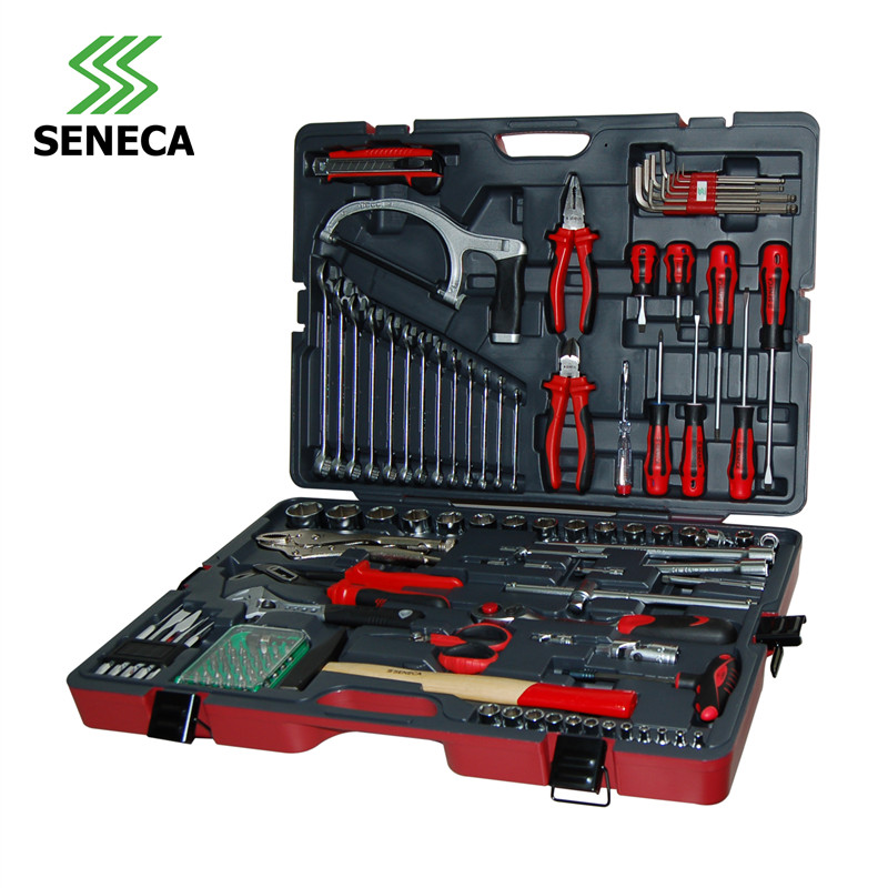 SENECA Seneca 116 ratchet spanner tool set household steam car maintenance mechanic