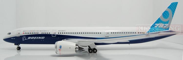 Phoenix Boeing original N789EX 20102* 1:200 B787-9 commercial jetliners plane model hobby