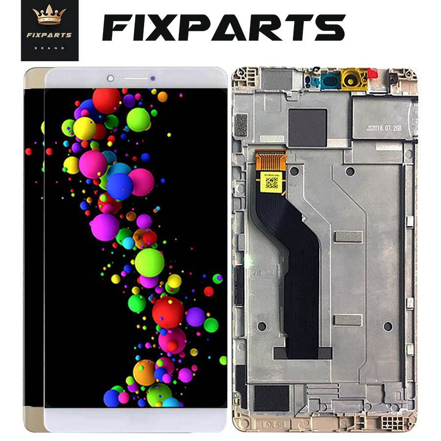Original Screen Huawei Honor Note 8 LCD DIsplay Touch Screen Digitizer Assembly Note8 LCD Frame Replacement