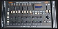 Лидер продаж DMX 512 Интеллектуальное освещение контроллер 2024 DMX свет этапа консоли ЖК-дисплей для перемещения головы
