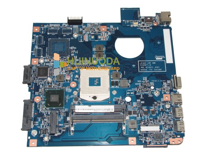 NOKOTION laptop Motherboard For Acer aspire 4752 HM65 DDR3 Mainboard MBBRV01003 MB.BRV01.003 48.4IQ01.041 nokotion nbm1011002 48 4th03 021 laptop motherboard for acer aspire s3 s3 391 intel i5 2467m cpu ddr3