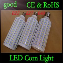 1pcs E27 B22 E40 30W 5050 SMD 165 LED Chip Corn Light AC110V/220V Warm/White Bulb Maize Lamp Home Indoor Outdoor street lighting(China)