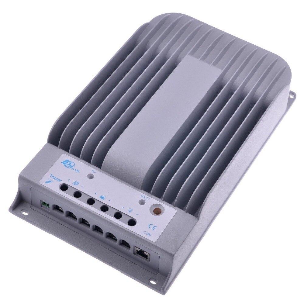 Epever 30A MPPT solar controller Tracer3215BN 12V 24V auto work 30A solar charge controller Epsolar controller Tracer 3215BN