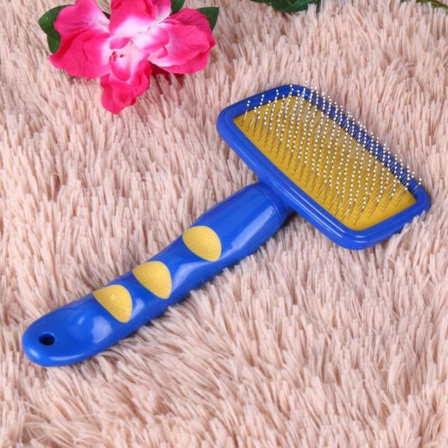 Pet Dog Grooming Combs Multifunction Stainless Steel Needle Combs for Dog Cat Grooming Tool Brush Pet Supplies Products