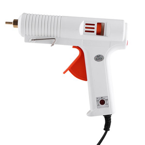 Image 2 - 120W Professional Hot Melt Glue Gun Adjustable Constant Temperature Heater Glue Gun Craft Repair Power Tool Fit 11mm Glue Stick