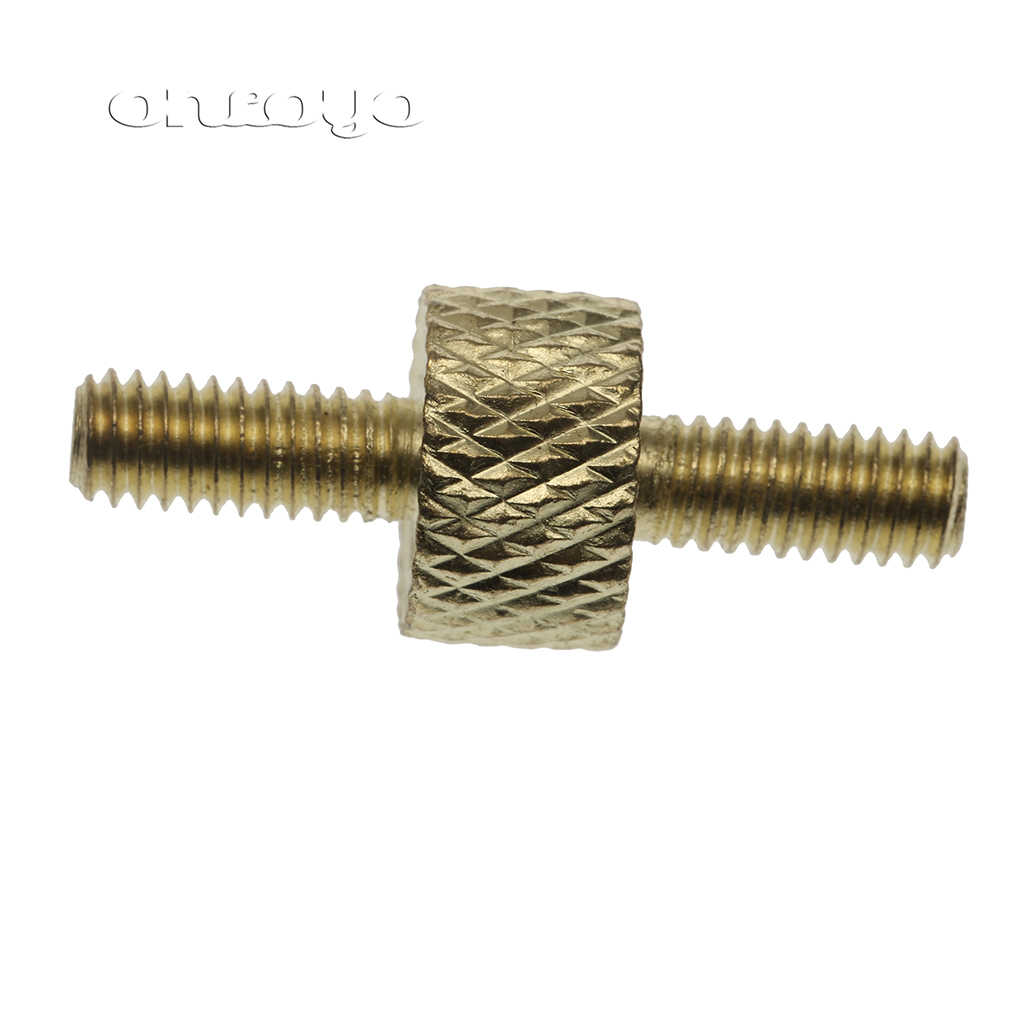 1 pcs hoop adjusting screws for Feiya ZGM Damei embroidery machine tubular hoops - diameter 4mm / length 25mm / spare parts