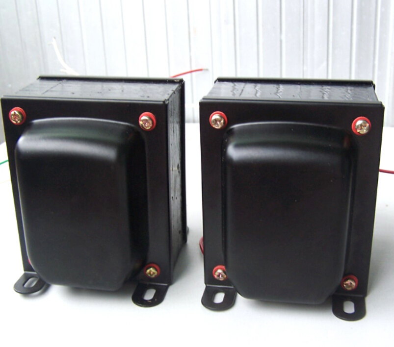 1 pièces haute qualité tube amp 50 W z11 silicium acier 300B, 2A3 transformateur de sortie à une extrémité, peut être personnalisé