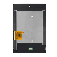 Black Touch Screen Sensor Digitizer Glass Lca Display Panel Screen For Acer Iconia Tab A1 A1