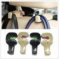 2 шт. автомобильный держатель сумки для покупок, крючок для сиденья для Skoda Octavia A2 A5 A7 Fabia Rapid Superb Yeti Roomster