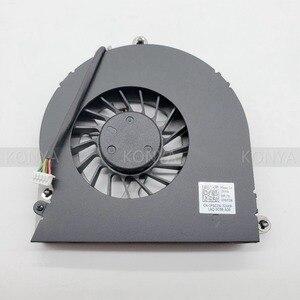 Новый оригинальный охлаждающий вентилятор для ноутбука Dell Alienware M17X R1 R2 Left BATA0812R5H F603N 0F603N