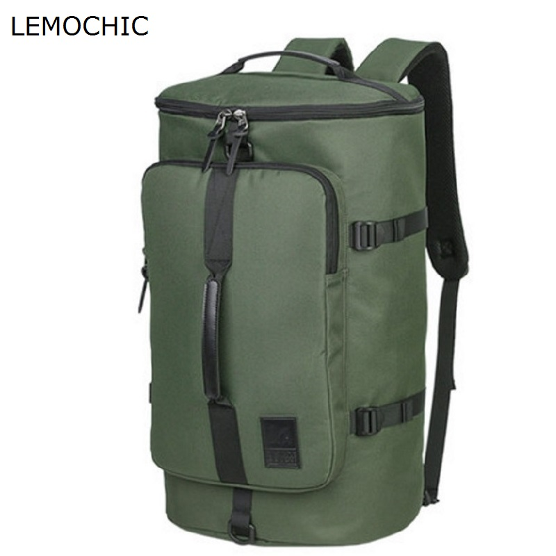LEMOCHIC camping hiking bike bag camping outdoor backpack High quality large capacity portable travel mountaineering cycling bag