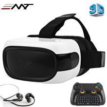 2016ทั้งหมดในหนึ่งVRแว่นตา3Dแว่นตา360องศาความจริงเสมือนการสนับสนุน3Dภาพยนตร์/เกม/วิดีโอVRกล่องRK3126 Quad Core android5.15
