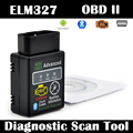 ELM327 Bluetooth Diagnostic Tool ELM 327 Version 1.5/2.1 OBD2 / OBDII for Android Torque Car Code Scanner FREE SHIPPING