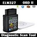 ELM327 Bluetooth Ferramenta de Diagnóstico ELM 327 Versão 1.5/2.1 OBD2/OBDII para Android Torque Car Código Scanner LIVRE GRÁTIS