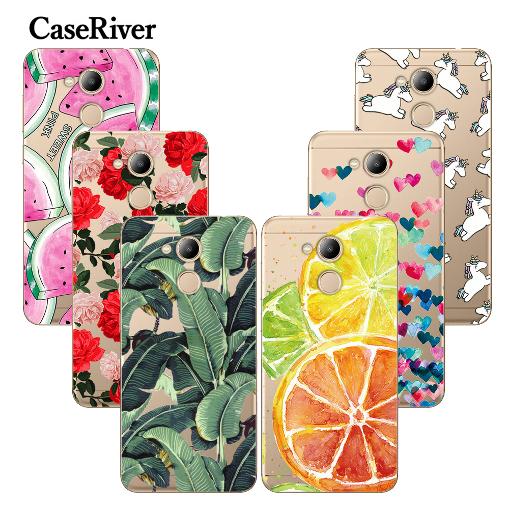caseriver silicone 5 2 huawei honor 6c pro case cover. Black Bedroom Furniture Sets. Home Design Ideas