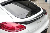 Carbon Fiber CRA REAR WING TRUNK LIP SPOILERS FIT FOR Porsche Panamera 970 2010 2011 2011 2012 2013 2014 2015 2016 2017