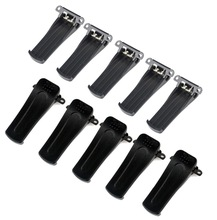 Brand 50pcs Belt Clip for H777 HoT model Radio Baofeng BF-666S/BF-777S/BF-888S