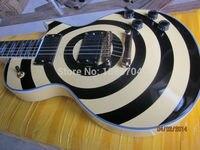 Electric guitar Electric guitar new gib lp custom zark electric guitar/zark guitarra/ebony oem brand guitar in china