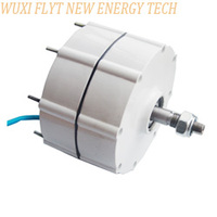 Freies Verschiffen, AC12V/24 V 600 Watt Power Generator Permanentmagnet Generator AC Lichtmaschine für DIY Windkraftanlage