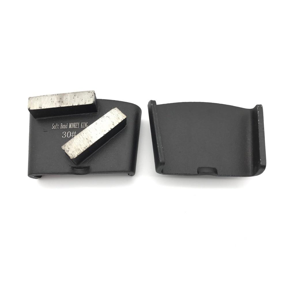 EZChange HTC slijpsegmentpad Metaal Diamant Beton Slijpschijf - Schurende gereedschappen - Foto 2