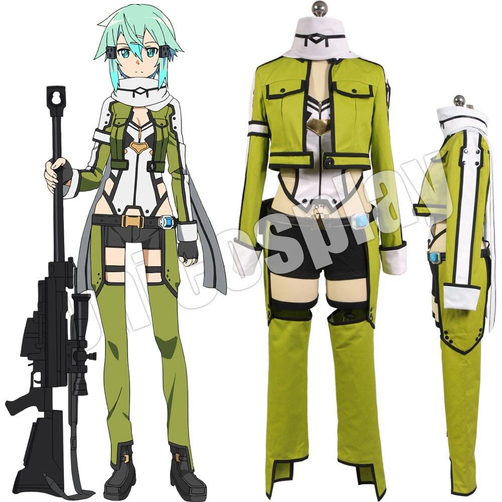 Sinon sword art online cosplay images for Buy art on line