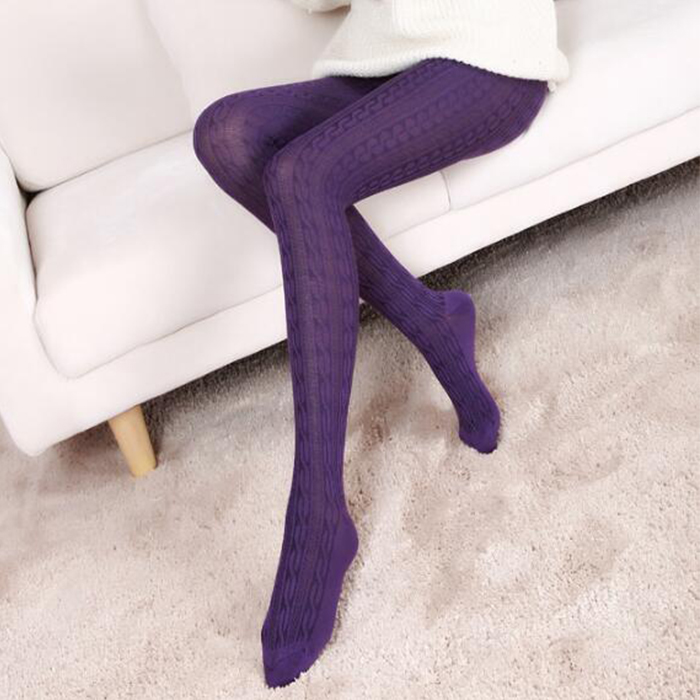 Knit tights cotton or wool and especially textured tights make for a fabulous accessory during the winter season because they can elevate outfits with many dark .